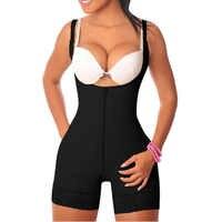 Femme Slim sous-vêtements une pièce Body Shapewear dame sous le buste Body Shapers S M L XL 5XL 6XL Lingerie grande taille taille formateur