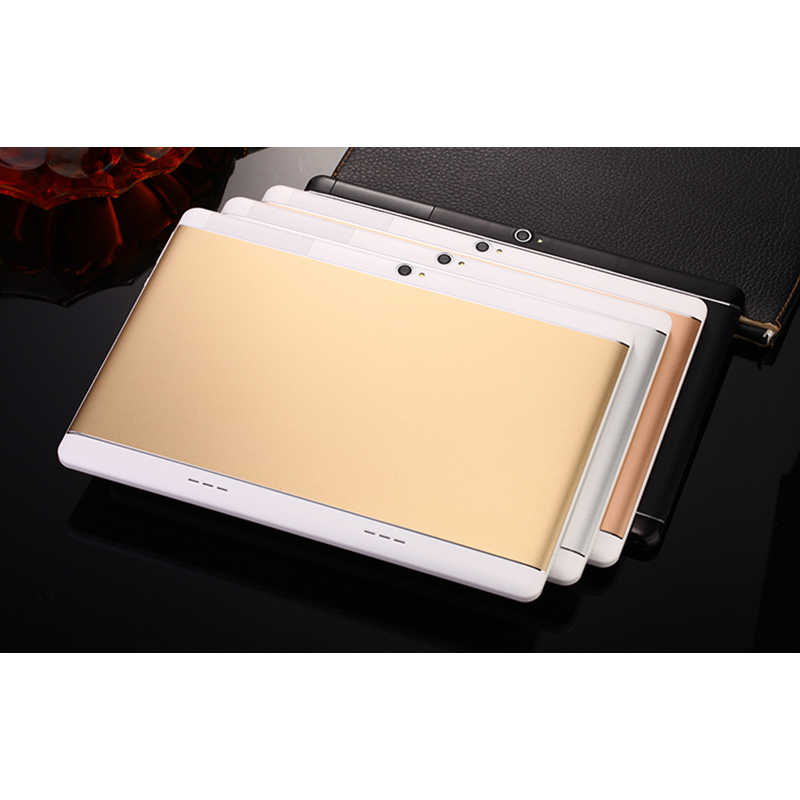 free shipping  10 inch Tablets Android 7.0 4G LTE Phone Call  10 Core 4GB+32GB Dual Camera New 10'' Tablet pc Wifi GPS