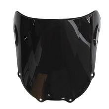 Motorcycle Windshield For Honda CBR 900 RR 893 1994 1995 1996 1997 94 95 96 97 Black Windshield WindScreen CBR900 CBR893 cbr900