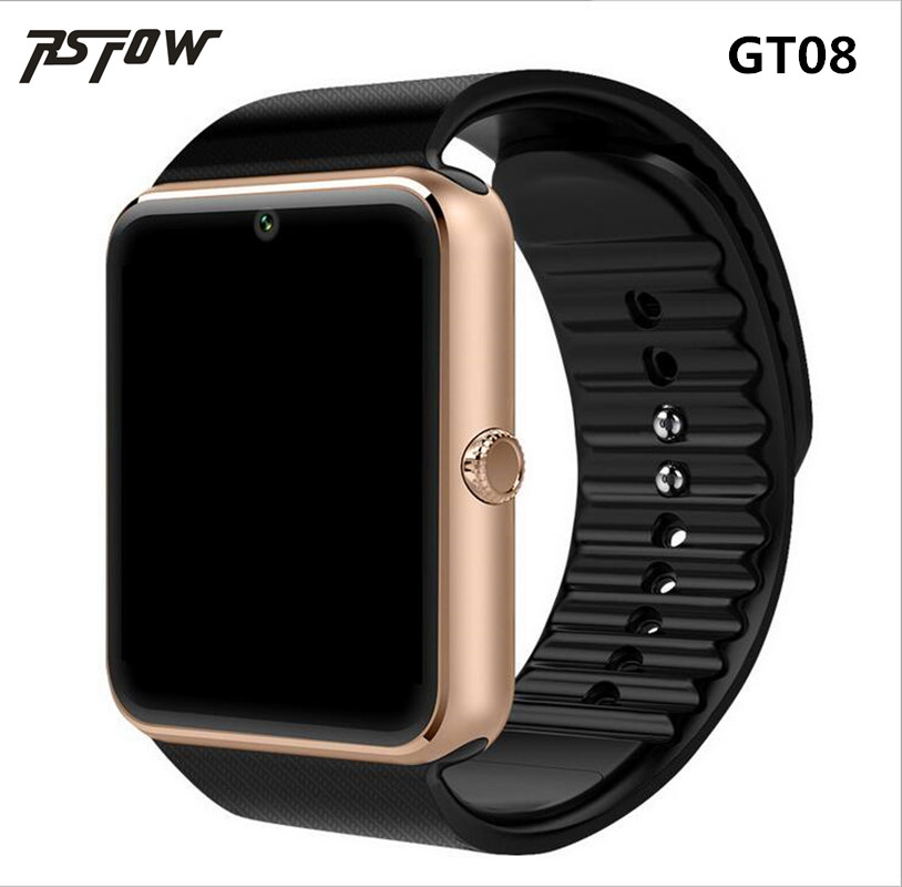 RsFow GT08 Smart Watch For Apple Watch Men Women Android Wristwatch Smart Electronics Smartwatch With Camera