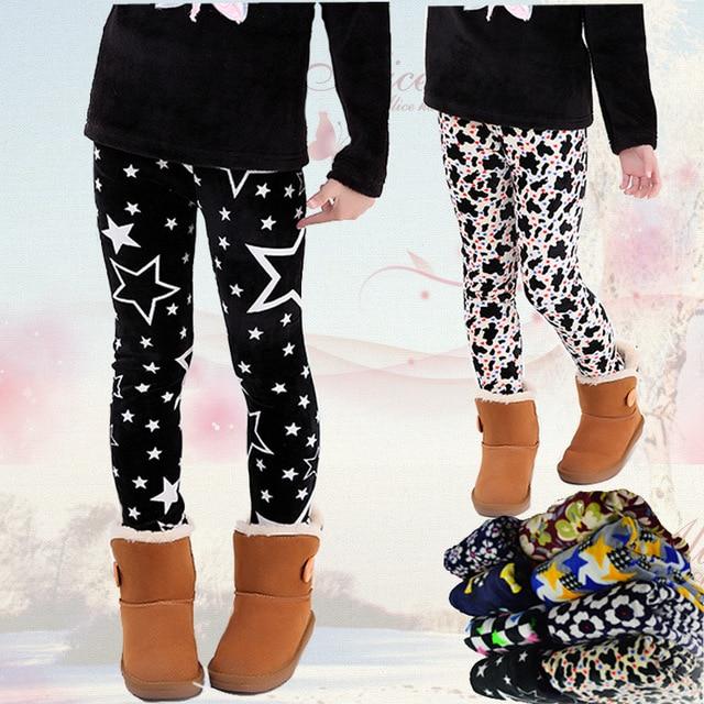 quality design 8694b eb822 US $17.98 |Großhandel kinderkleidung mädchen winter plus dicke samt  leggings kinder hosen mädchen winter warme leggings in Großhandel  kinderkleidung ...