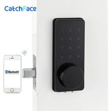 Электронный дверной замок Wi Fi, смарт Bluetooth цифровая клавиатура с кодом клавиатуры, дверной замок с паролем, безопасный замок на дверь электронный