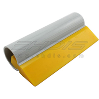 5 5 YELLOW TURBO SQUEEGEE ANGLED Big Turbo Squeegee Window Tint Tools