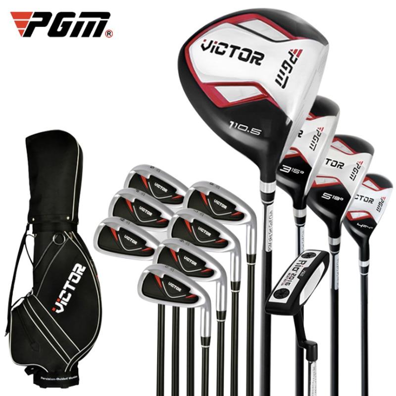 PGM VICTOR Golf Clubs Set Men Beginner Full Set Of 12 Wholesale