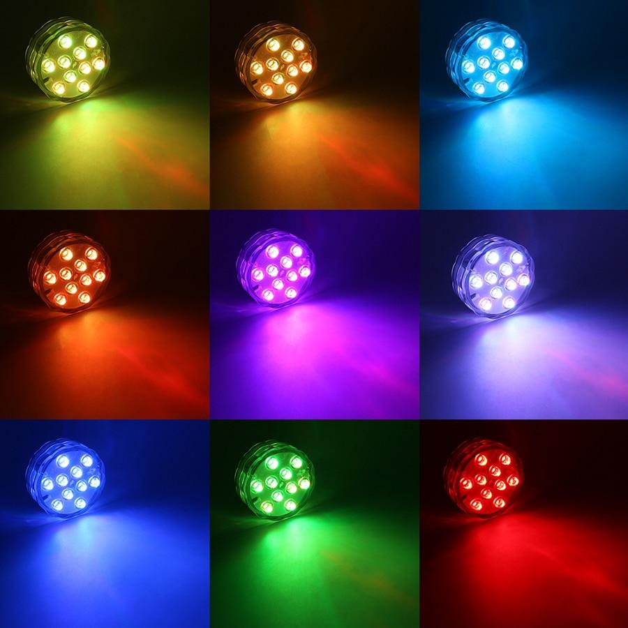Lâmpadas Led e Tubos do casamento da vela de Color : Multi Color