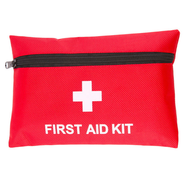 1pc 12Types Camping Emergency Survival Tools All In One Tool First Aid Kit free shipping