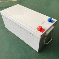 OEM 24V 90AH Lithium Iron Phosphate Battery Pack Vehicle Bus Truck Power Battery BMS 200A Current Free Maintenance Deep Cycle