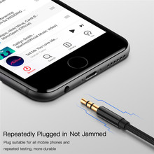 3.5mm Audio Extension Cable Jack 3.5 male to Female earphone Extender Cable Car Aux Code for Headphone Louder