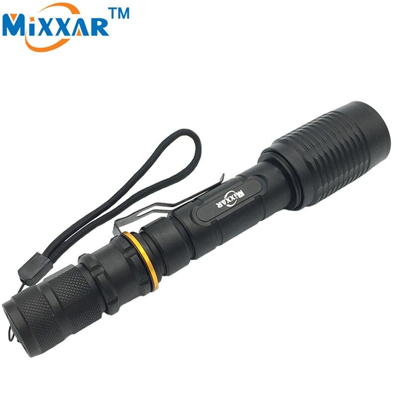 EZK20 LED Flashlight V5 CREE XM-L T6 800s