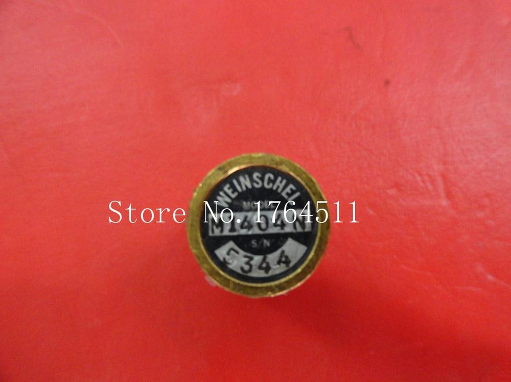 [BELLA] Weinschel M1404N DC-18GHZ Supply Calibration Load Type-N 50Ohm  --2PCS/LOT