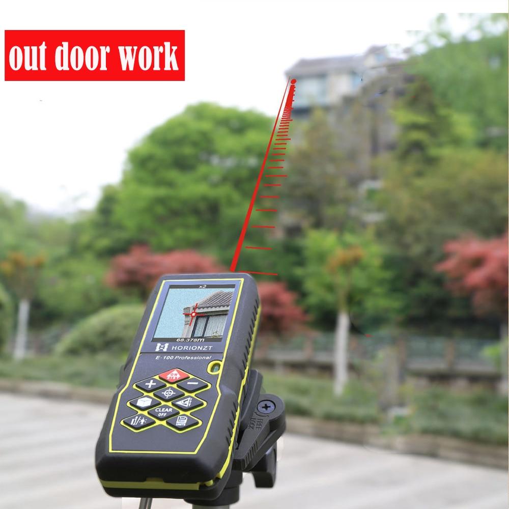 digital range finder 60m/80m/100m,laser distance meter measurer outdoor rangefinder angle measuring tool Laser distance meter