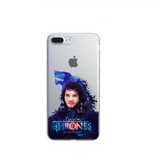 Game of Thrones Jon Snow Phone Case for iPhone