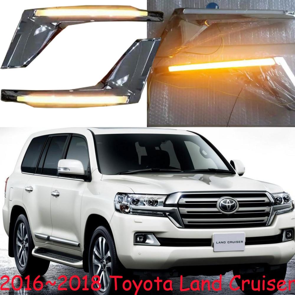 LED,2016~2018 Cruiser daytime Light,Cruiser fog light,Cruiser headlight;corolla,camry,Hiace,sienna,yaris;prado daytime light