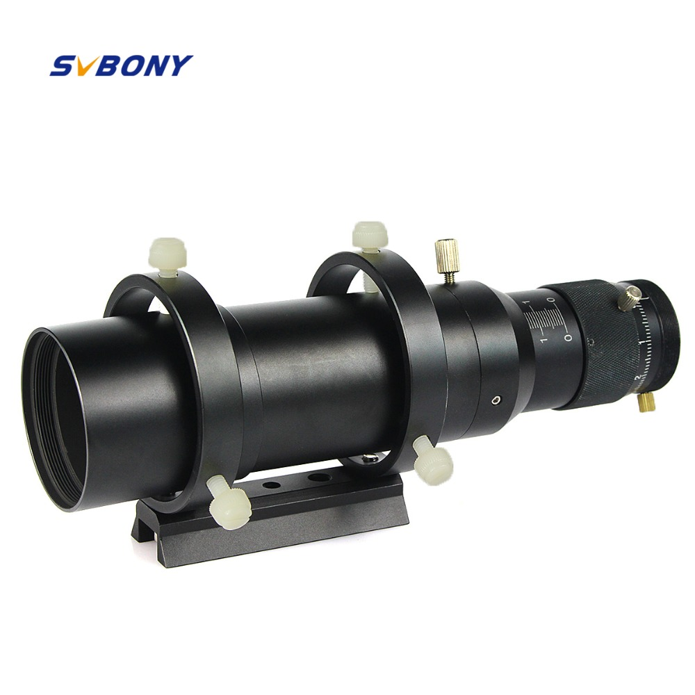 50mm Finderscope CCD Image Guide Scope w/Bracket 1.25 Double Helical Focuser for Astronomy Monocular Telescope W2717 камера заднего вида vizant ca 9864