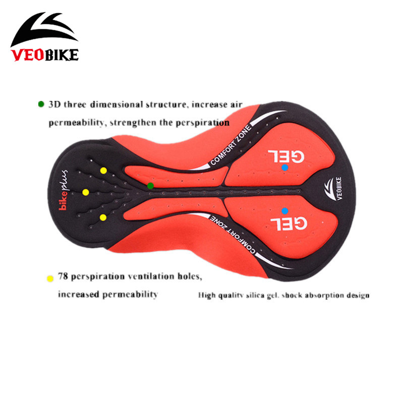 VEOBIKE-High-quality-Nylon-Fabrics-Bike-Underwear-High-Elastic-Breathable-Jersey-Silicon-Gel-3D-Padded-Shorts (5)
