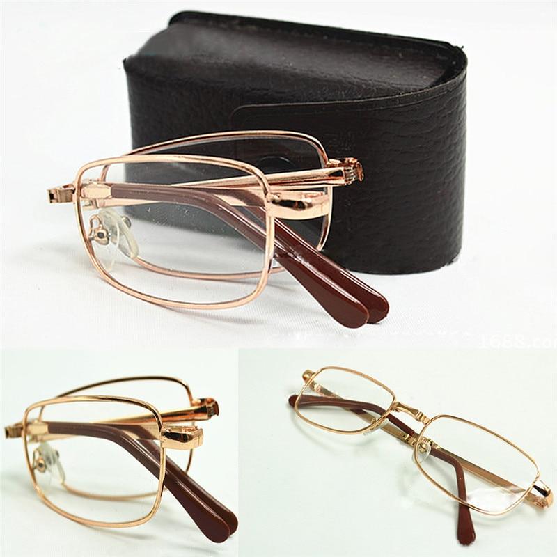 2016 Folding Resin Llens Anti-fatigue Reading Glasses Men Presbyopic Glasses Diopter 1.5 3.5 Slim Foldable Small Eyewear Oculos