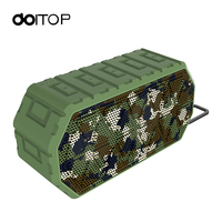 DOITOP Wireless BT 4 0 Speaker Waterproof Crashproof Dustproof Portable Long Standby Outdoors Sports Stereo Music