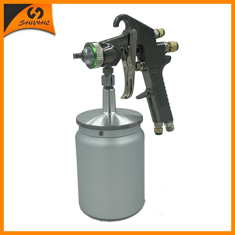 цена на R-71S air paint spray gun hvlp airbrush paint guns air brush spray gun paint spray furniture tools pneumatic paint guns hvlp