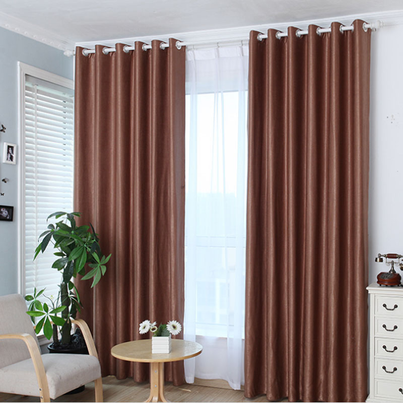 A31 French Country Style Cotton Linen Curtain Sheers Window Home Decor Valance VBE73 T15
