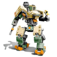 2019 Bastion Robot Set Legoing 75974 Bastion Model Building Blocks 675 Piece Bricks Boys Birthdays Gifts Toys For Children