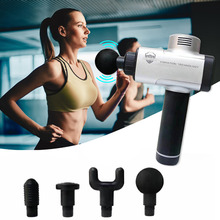 Massage Gun Muscle Massager Muscle Pain Management Slimming machine Training Exercising Body Relaxation Shaping Pain Relief body tissue massage gun muscle massager muscle pain relief management after training exercising body relaxation slimming shaping