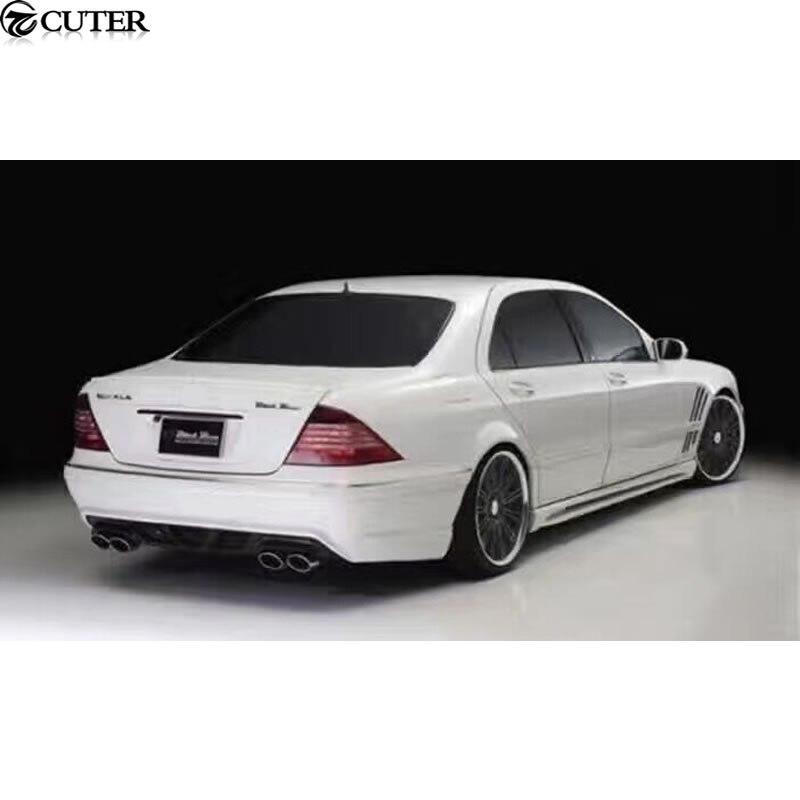 w220 rear diffuser 1 manuals and user guides site u2022 rh urbanmanualguide today Mercedes W140 Mercedes W126