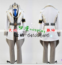 Kamigami no Asobi: Ludere deorum Tsukito Totsuka Uniform Men Jacket Shirt Vest Anime Halloween Cosplay Costume Custom Made