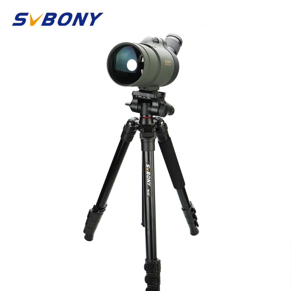 SVBONY 25 75x70 SV41 Zoom Spotting Scope MAK Structure Telescope FMC Lens Waterproof for Hunting Birdwatching