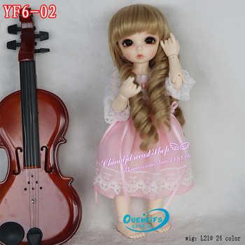 BJD SD Doll Clothes 1/6 Princess Dress Style Kawaii For Lati Littlefee Linachouchou Body YF6-01/02/15/20 Doll Accessories