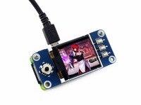 1 44inch LCD Display HAT For Raspberry Pi 2B 3B Zero Zero W 128x128 Pixels SPI