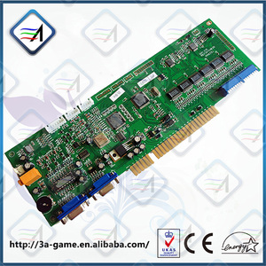 New Product Coin / Round Mode PS3 IO Board Jamma Controller Board for PS3 Tekken 6 Games choose 1 / arcade game machine / amusem