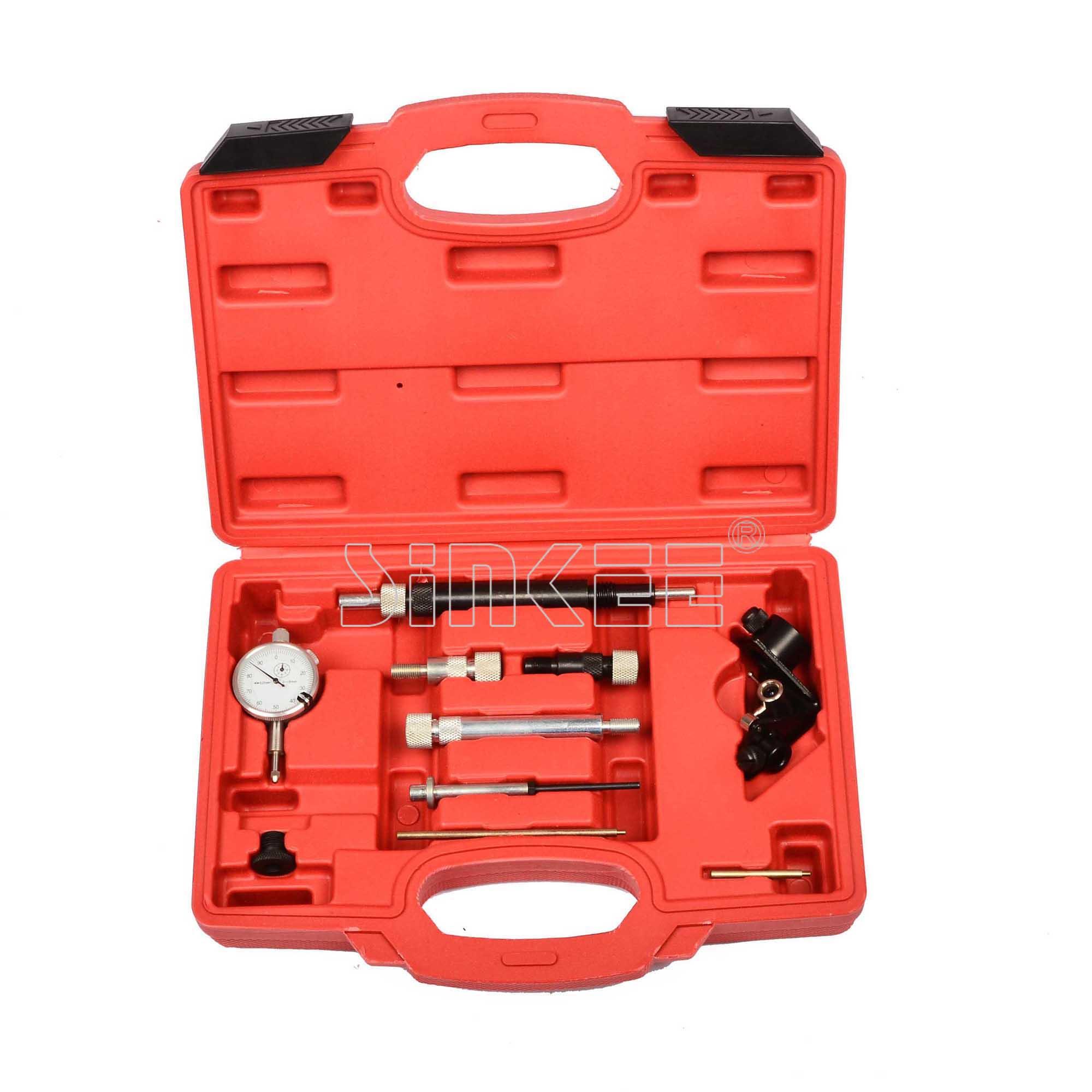 Инструмент для дизельного топлива показатель ТНВД комплект ГРМ для VW BMW и Audi Бош Форд дизельный профессиональный инструмент SK1192