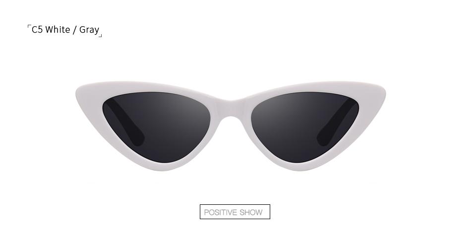 HTB1BZQ2mjuhSKJjSspaq6xFgFXaw - Winla Fashion Design Cat Eye Sunglasses Women Sun Glasses Mirror Gradient Lens Retro Gafas Eyewear Oculos de sol UV400 WL1127