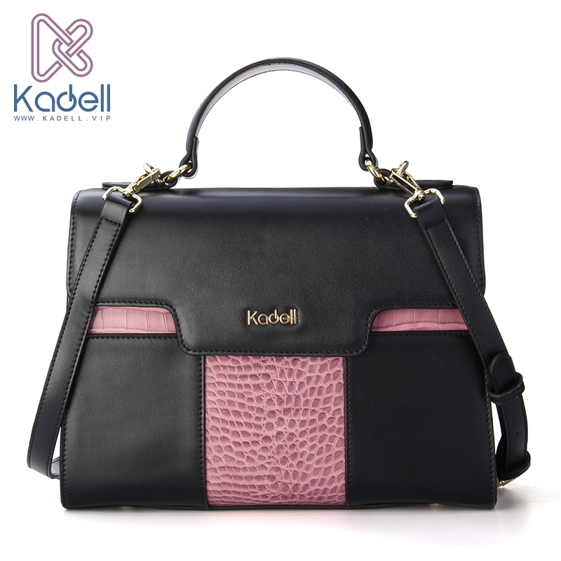 Kadell Spring New Designer Handbags High Quality Women Leather Shoulder Bag Luxury Business Bag Ladies Elegant Messenger Bags 2015 new fashion style genuine leather business women messenger bags causal ladies handbags with high quality shoulder bag