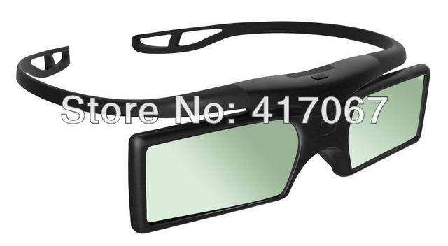 d6a4d90d051d Bluetooth RF 3D Glasses Active Shutter Eyewear for Samsung ssg-4100gb 2011  and 2012 D,E and ES series 3D TV 2013 F series
