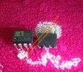 Envío Gratis 2 unids La entrada bipolar Radio Última versión del buque insignia MUSES02 DIP-8 op amp de alta calidad de sonido