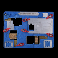 PCB Holder Jig Fixture for for Motherboard iPhone X A11 IC Chip Ball Soldering Net Planting Tin Fixture Phone Repair Tools