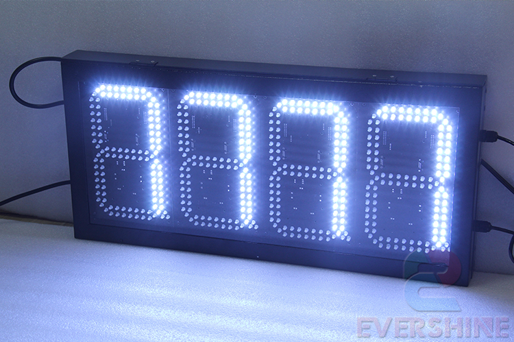 Cheap led number