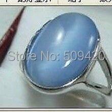 Xfs20141er > красивый синий опал кольцо размер 7 8 9