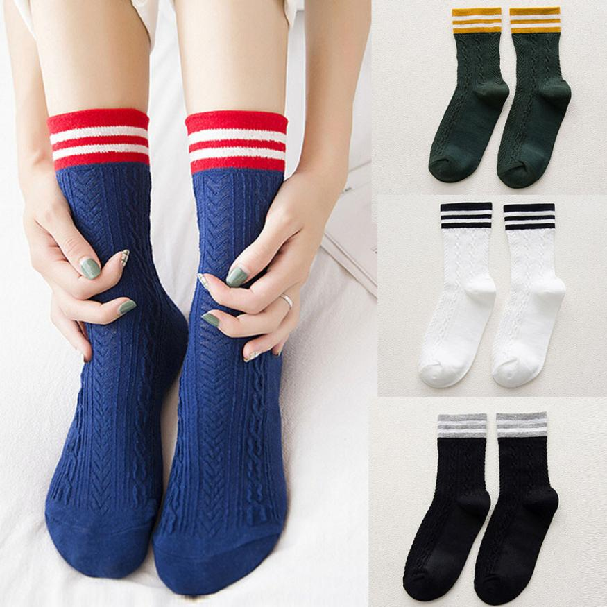 MUQGEW New Arrival Beautiful Women Socks Ladies Girls Fashion Cotton Warm Soft Comfortab ...