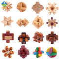 Toy Woo 22 Kinds Of Wooden Casual Toy Chinese Intellectual Development Education Inste Interesting Fun Toys