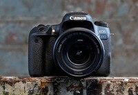 Canon EOS 77D DSLR Camera Body & 18 135mm Lens Kit