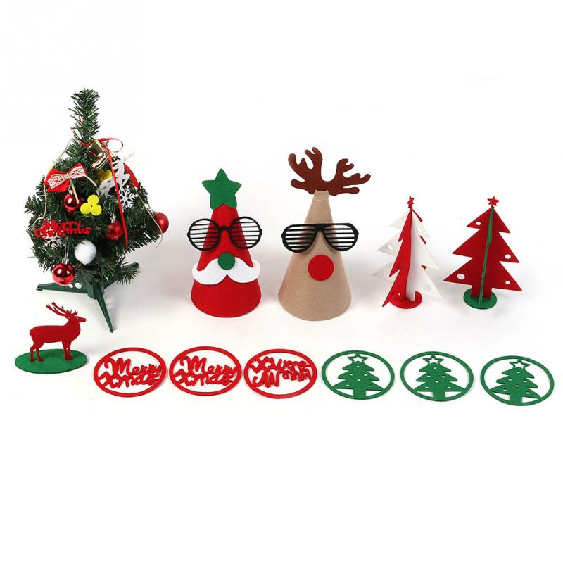 aliexpresscom buy christmas decorations suits merry christmas decorations set banner xmas tree party decor from reliable christmas decoration white
