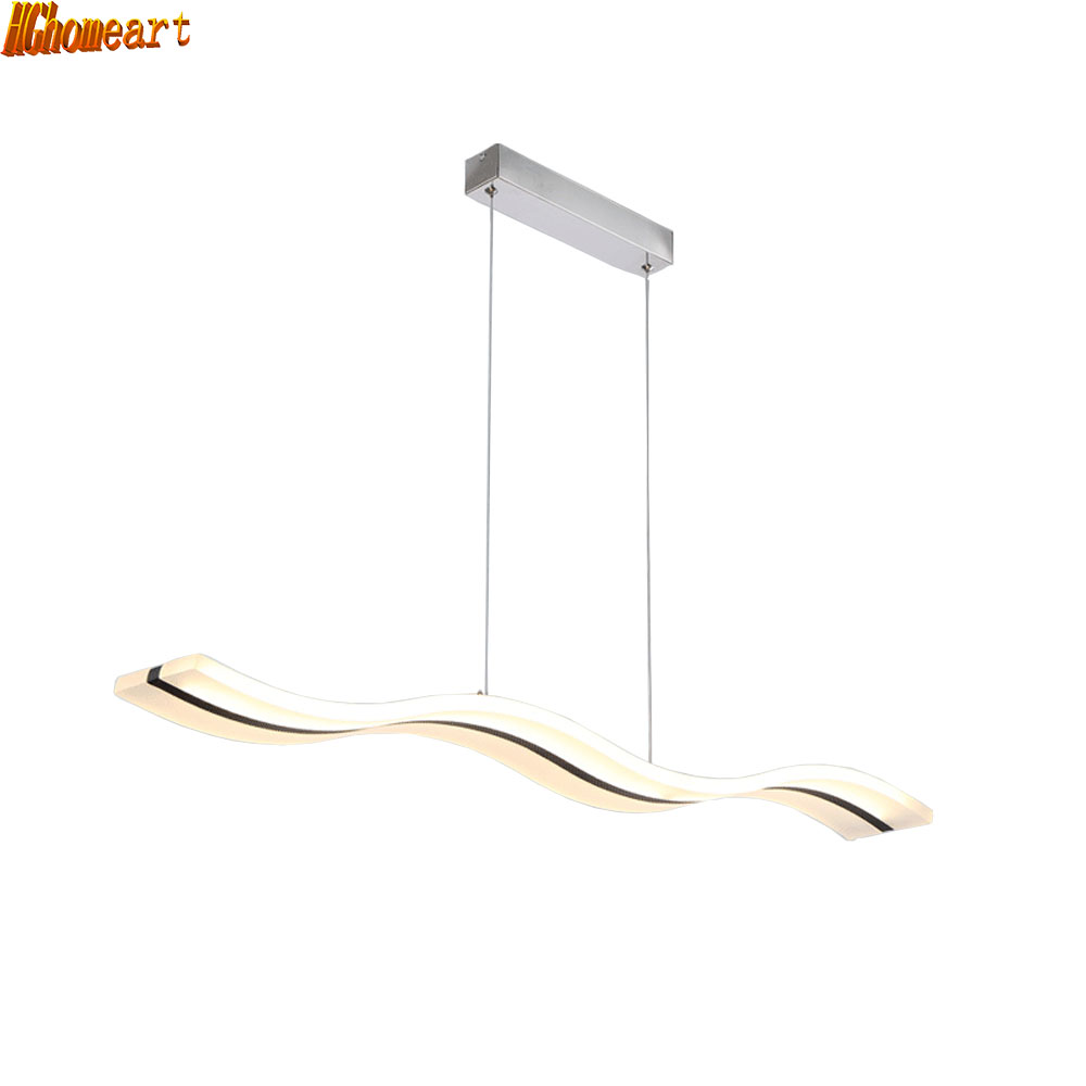 HGhomeart Creative Modern Led Fashion Chandelier Office Personality Simple Acrylic Energy Saving Lamps italy fashion pendant light and modern fashion creative restaurant simple energy saving lamps led new custom art