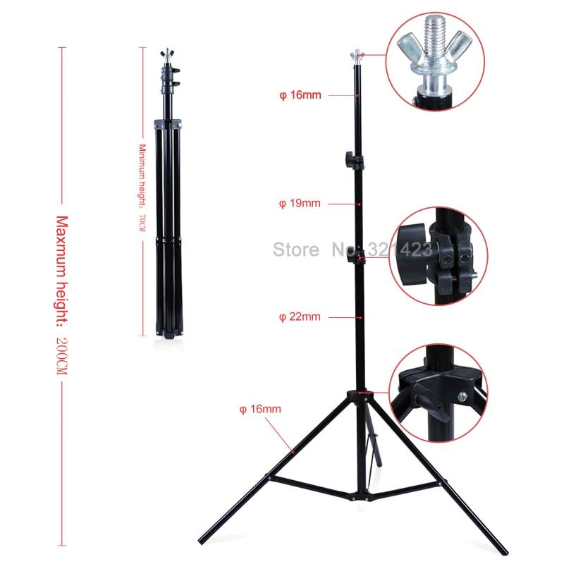 Yuguang Fotografisk 100-240v Fire-Socket-Lampholder med Kontinuerlig - Kamera og foto - Foto 5