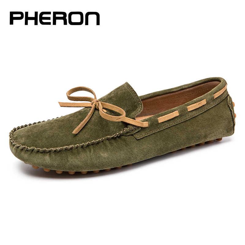 Mannen Casual Schoenen Britse Stijl Mocassins Echt Leer Flats Zapatos Hombre Loafers Schoeisel Mannen Winter & Sping Chaussures