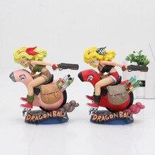 Dragon Ball Z launch Lunch Scultures Rosso цвет Фигурка Игрушка Кукла Brinquedos figuerals модель DBZ подарок 11 см
