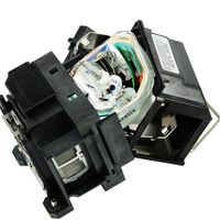 New V13H010L67 ELPLP67 Replacement Lamp With Housing For EPSON EB S02 S11 S12 SXW11 Projector
