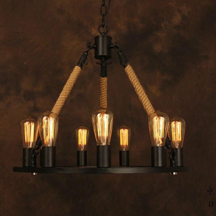 araa de estilo americano de la vendimia industrial edison lmpara de base de hierro rh loft