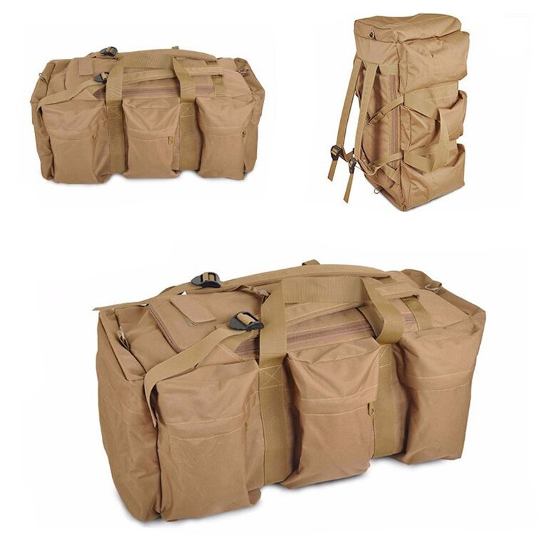 70L Tactical Backpack Military Bags Camping Mountaineering Hiking Backpack Men Bag Quality 600D Nylon Tactical Sport Bag Handbag 70l large capacity bag men military tactical backpack outdoor sport camping bags men s hiking rucksack travel backpack